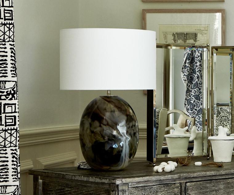 Babette Table Lamp Slate