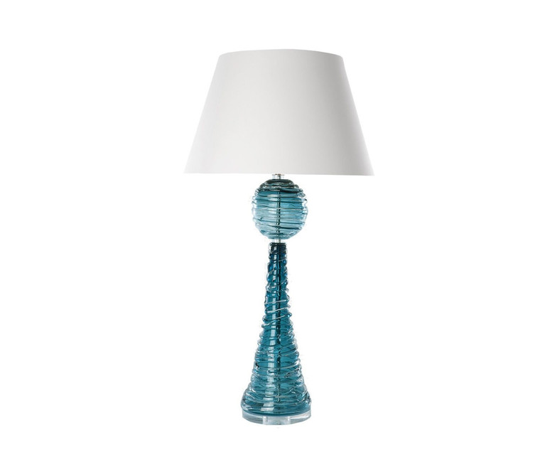 Muffy Table Lamp Turquoise