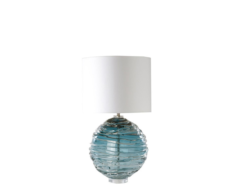 Nerys Table Lamp Turquoise