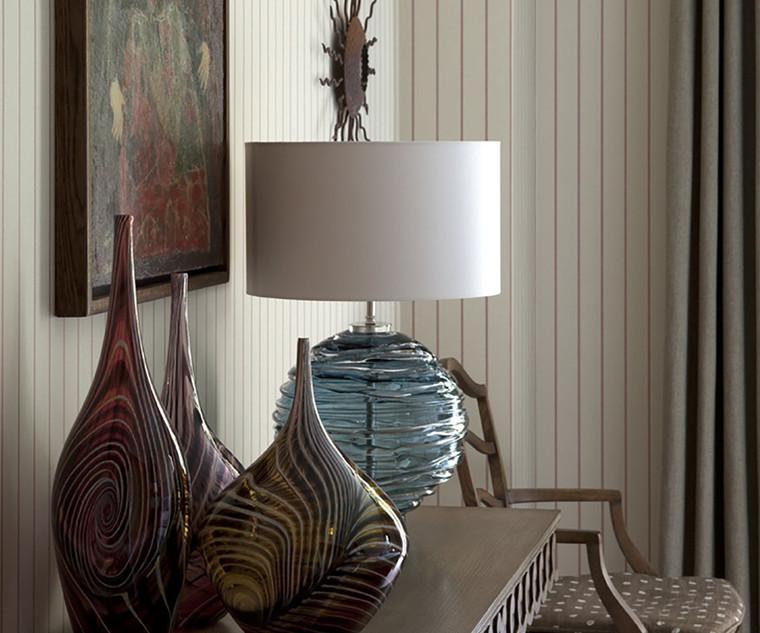 Nerys Table Lamp Midnight