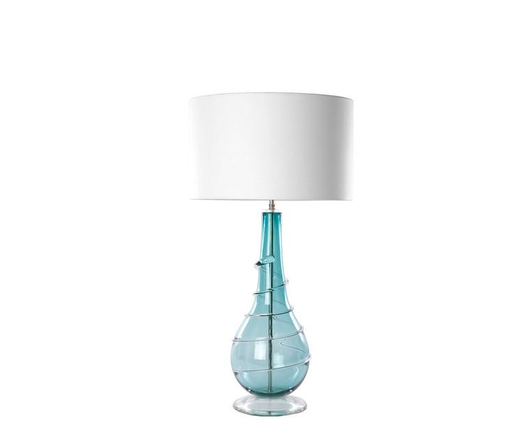 Ninevagh Table Lamp Turquoise