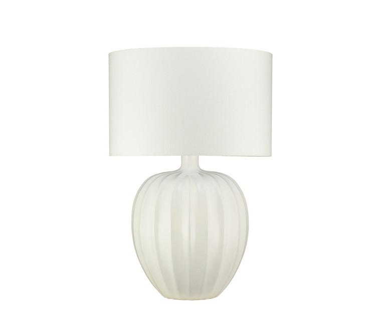 Kristiana Table Lamp Peacock
