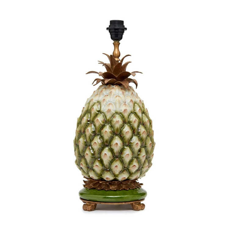 Ananas' Pineapple Lampstand - Natural