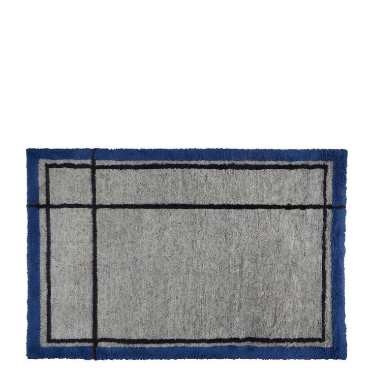 Mousson Graphite - Extra Large Rug - Floor Rug
