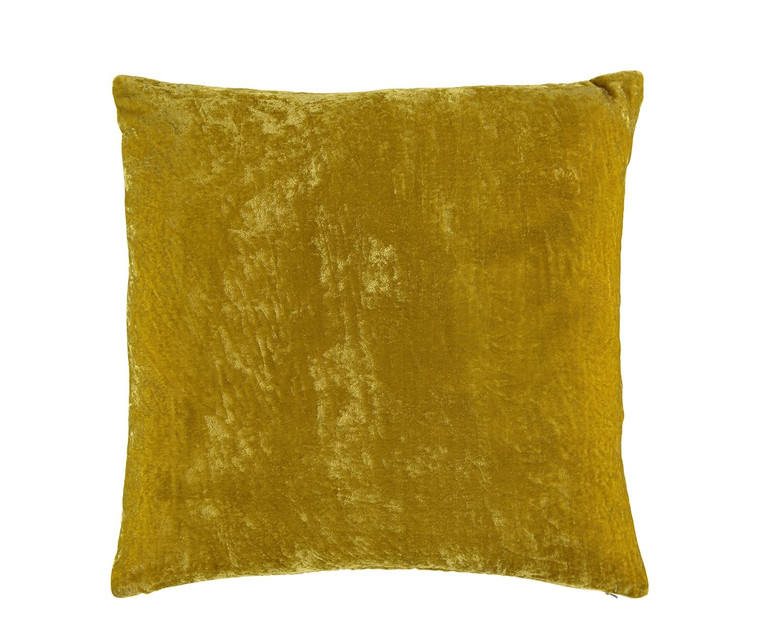 Paddy Citrine cushion