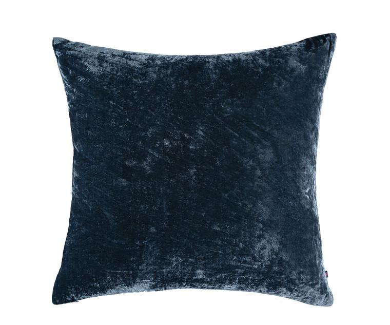Paddy Denim Noir cushion
