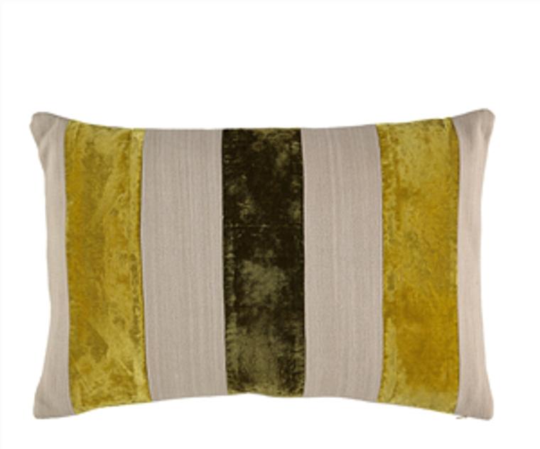 Nikita Citrine cushion