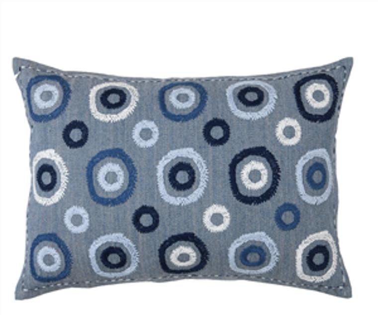 Zafora Ocean cushion