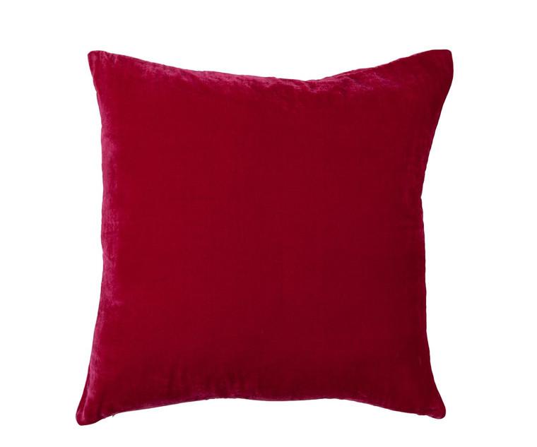 Paddy Raspberry cushion