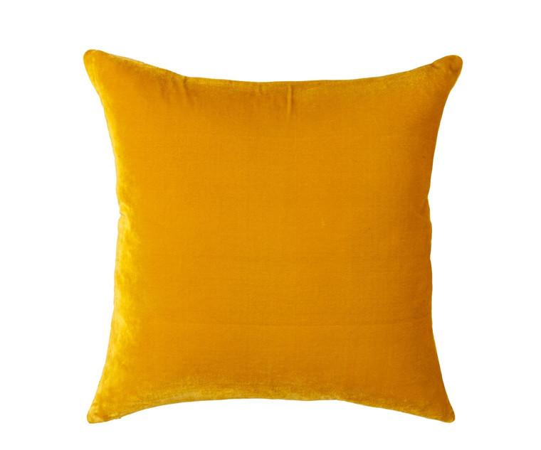 Paddy Mustard cushion