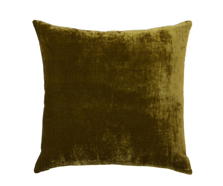 Paddy Olive cushion
