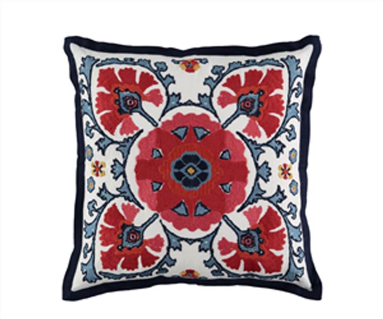 Alexi Rouge cushion