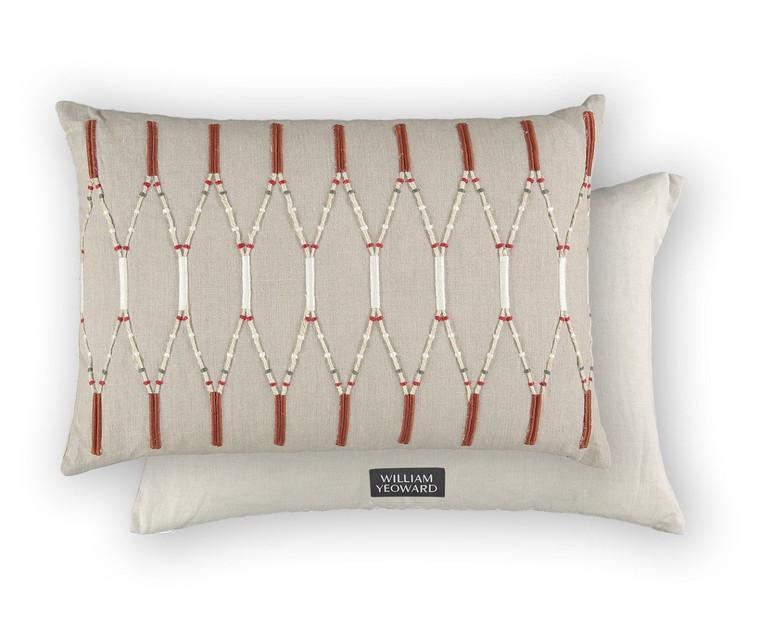 Lima Sienna cushion