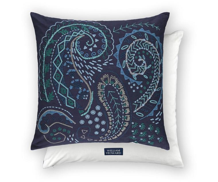 Lakhama Indigo cushion
