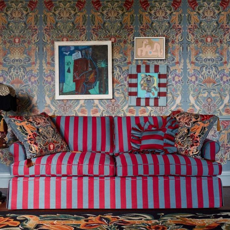 Olwen Dusk Large Cushions