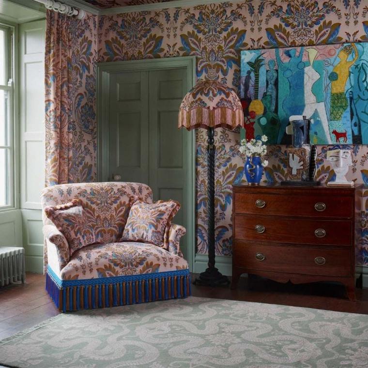 Amaranthine Tourmaline Medium Cushions