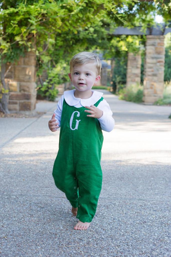 Green Corduroy longall
