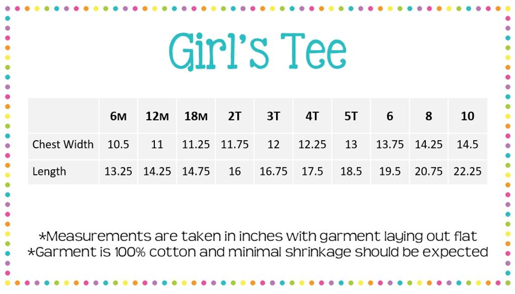 Girls Ruffle Sleeve Shirt