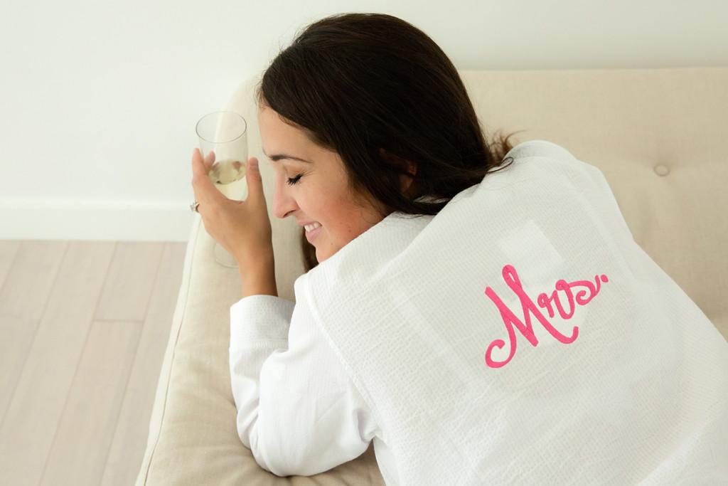 Women's Seersucker Night Shirt - Miller Collection