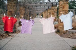 Girl's Puff Sleeve Shirt