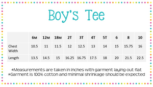Boys Long Sleeve Shirt - SUBLIMATION