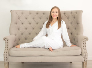 Knit Unisex  Lounge Pant Set - Miller Collection