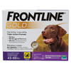 Frontline Gold for Dogs 45-88# (3 dose box)