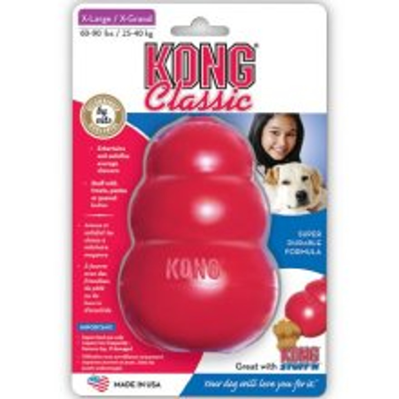 Kong Classic (Red)