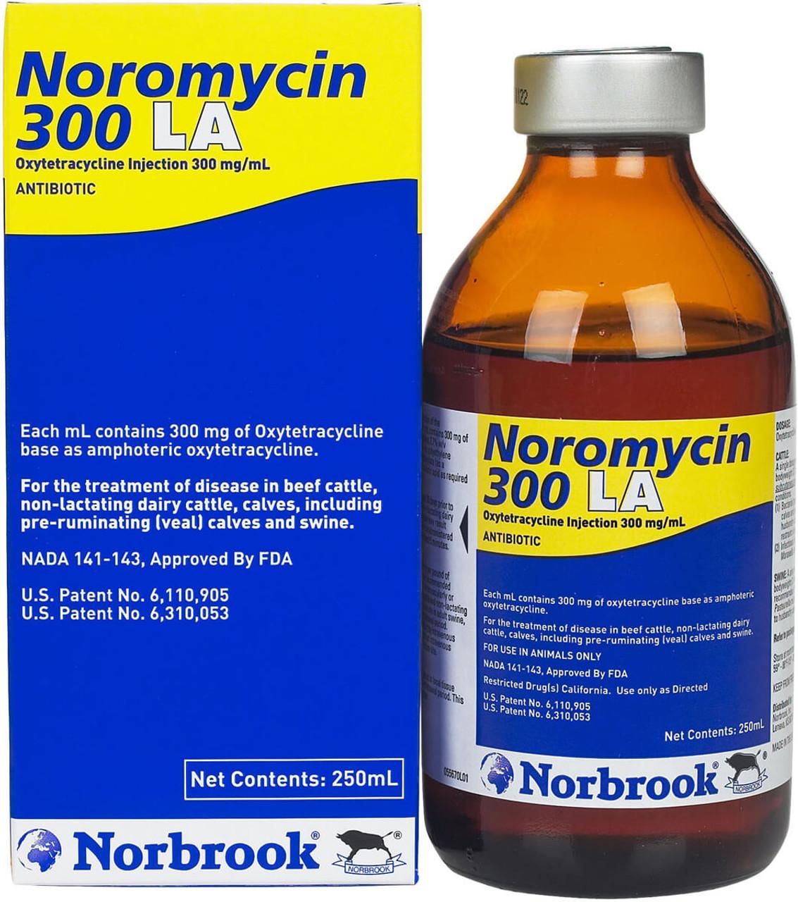 Noromycin LA-300