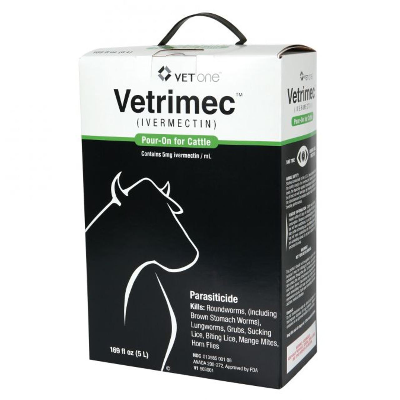 Vetrimec Pour-On - 1 Liter