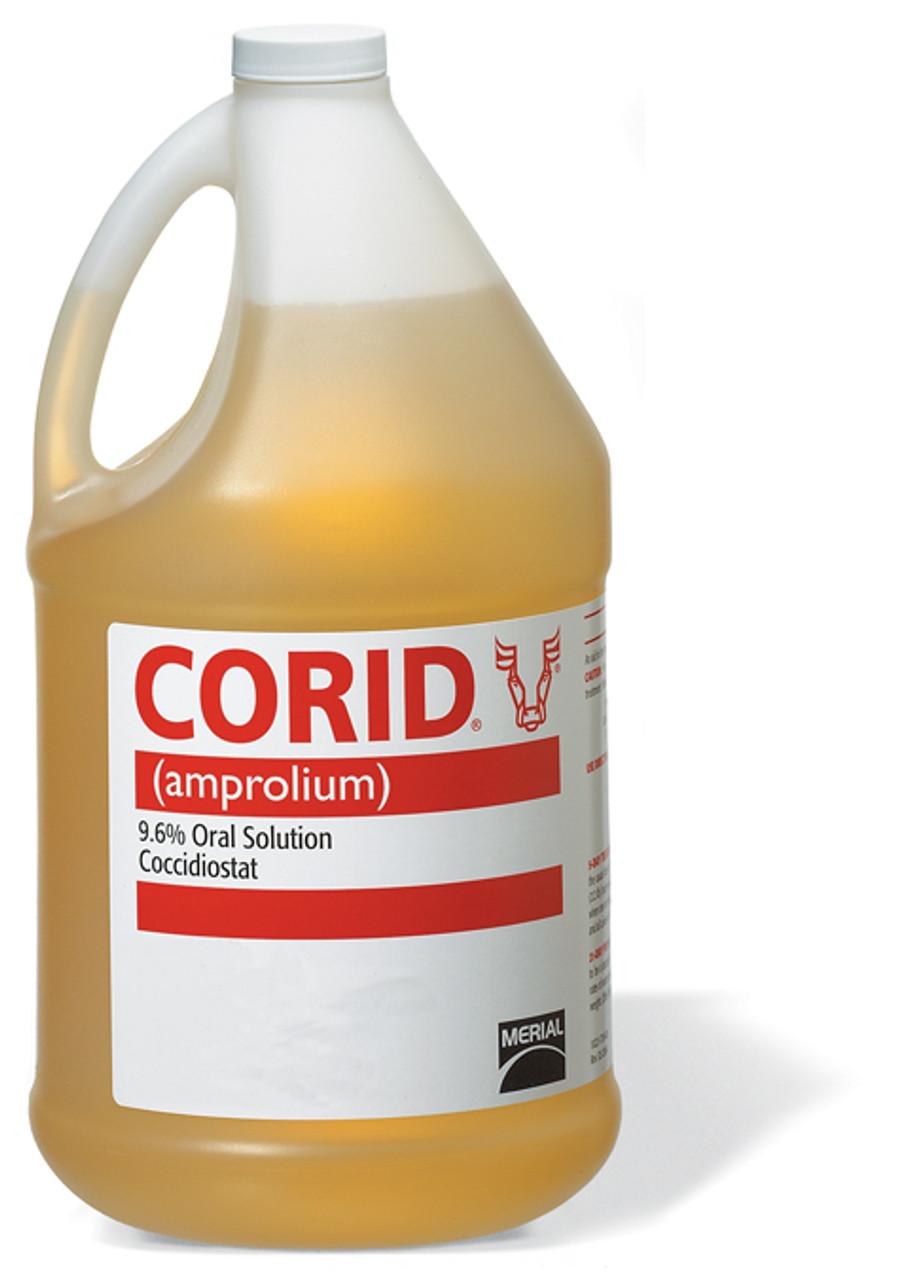 Corid Liquid - 9 6%