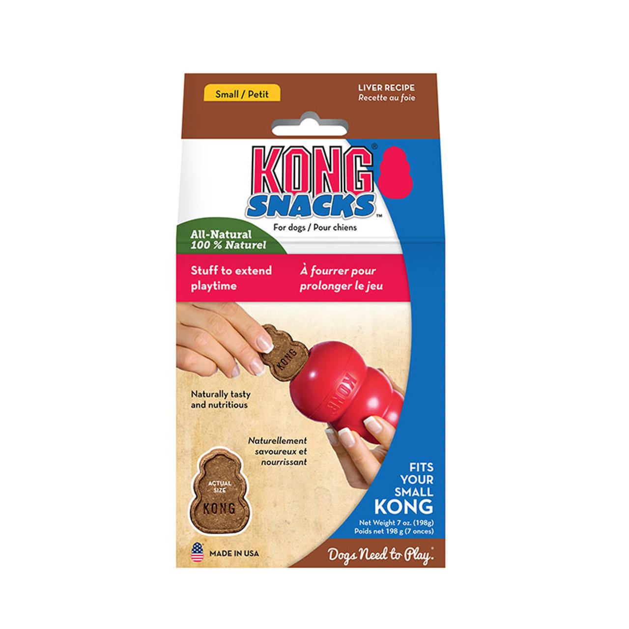 Kong Snacks - Small - Liver Flavor