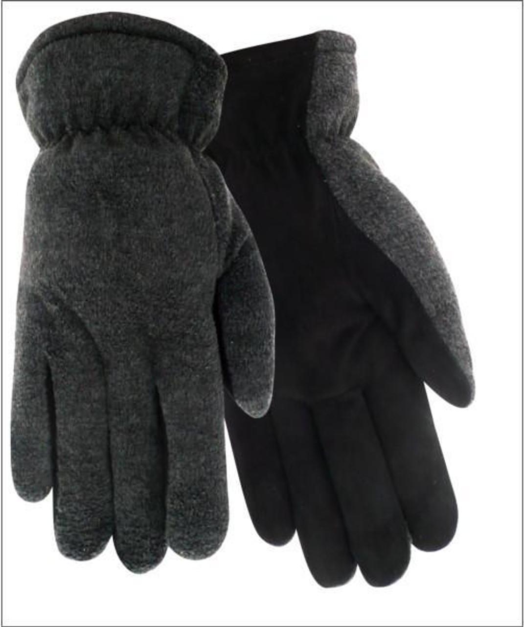 Lined Suede Deerskin Glove