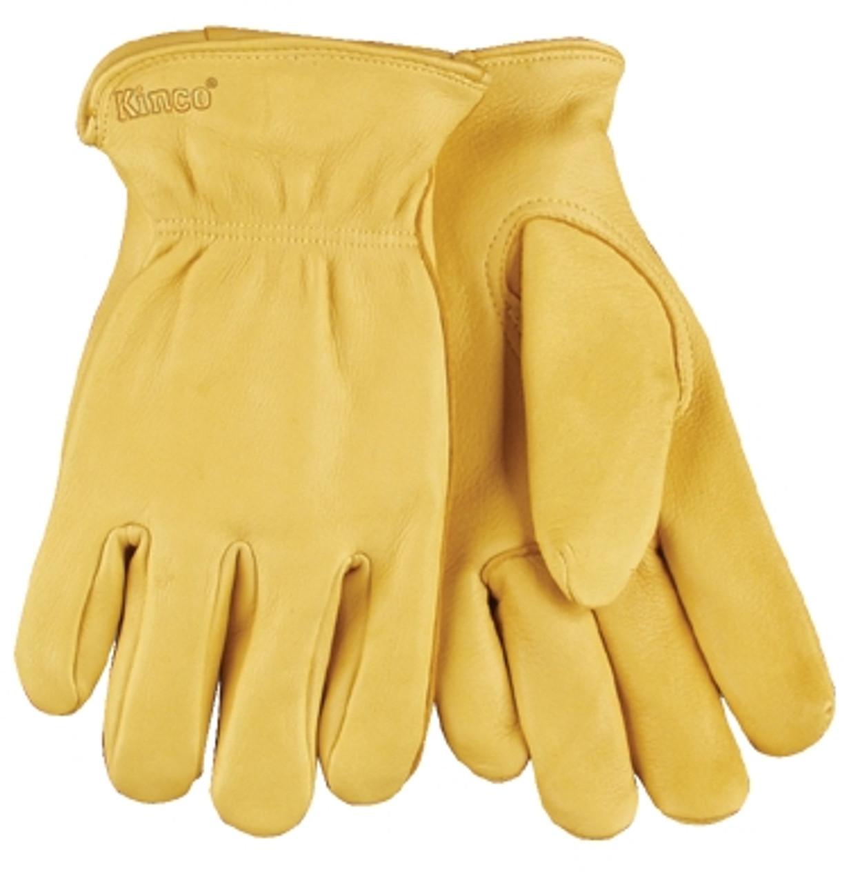 Deerskin Work Gloves