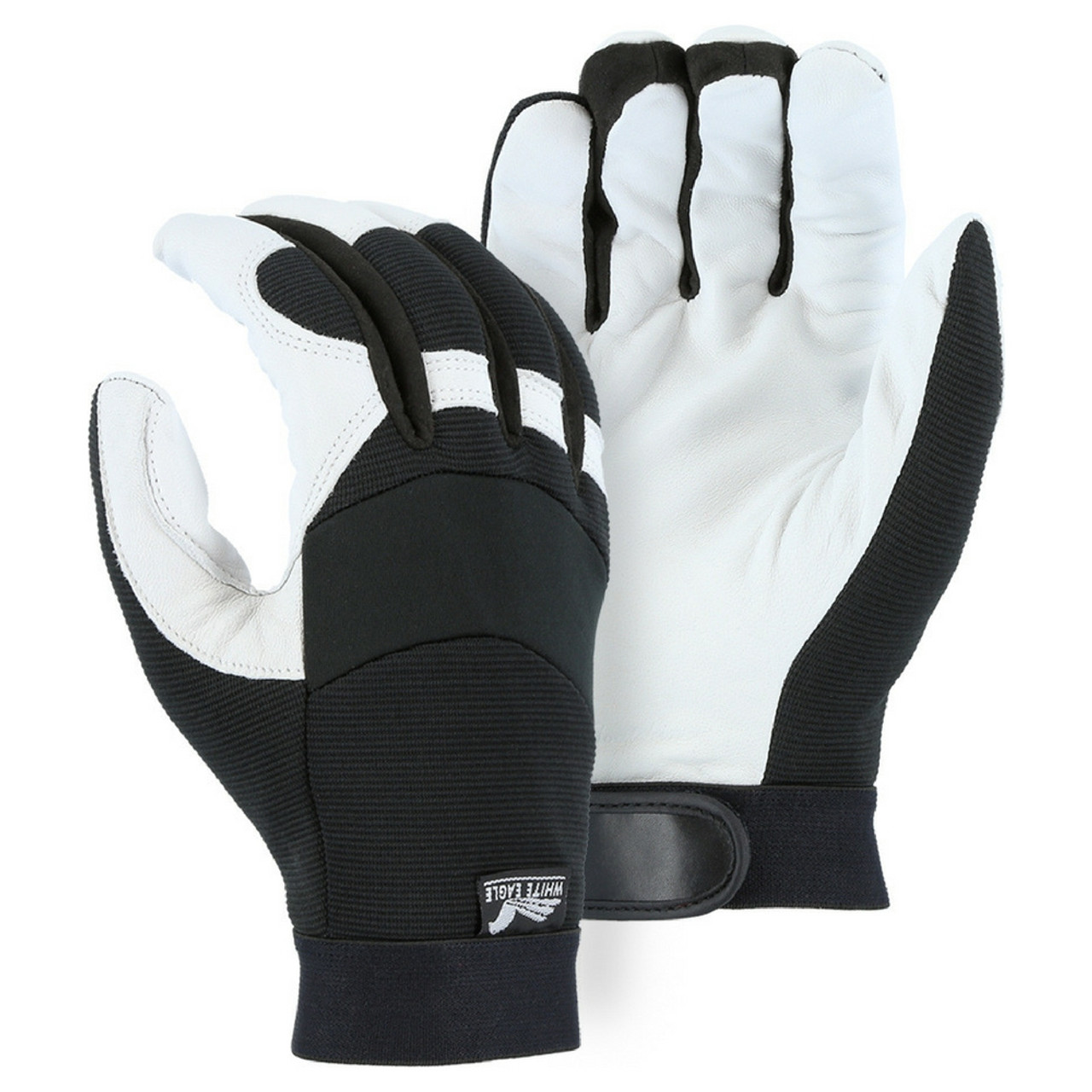 Goatskin Mechanic Gloves