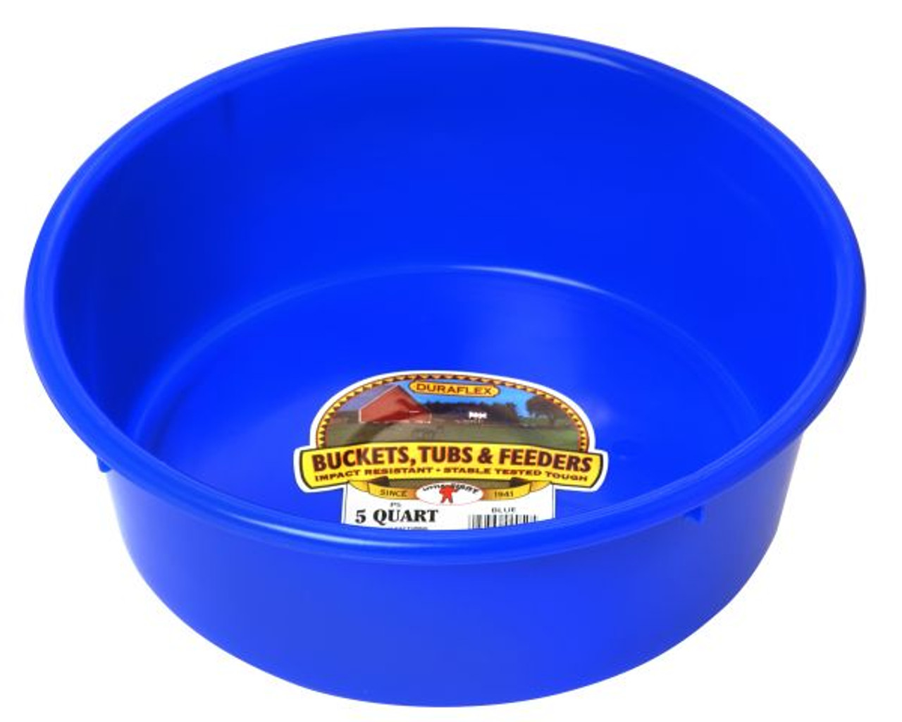 Little Giant Plastic Utility Pan 5 Qt.