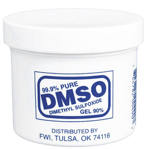 DMSO, Gel, 4 oz