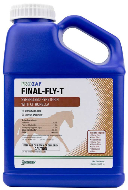 Final Fly-T - Gallon (FOB)