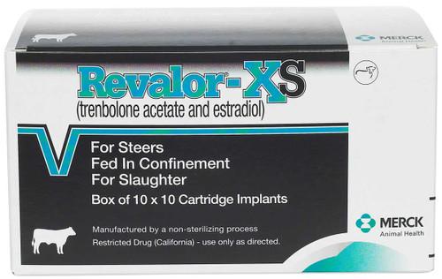 Revalor XS (10 dose clip)