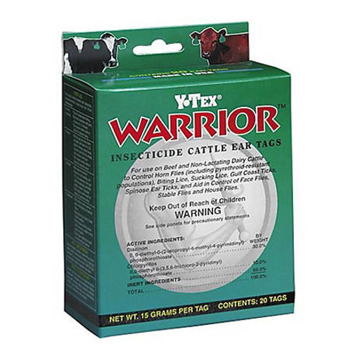 Warrior Tags