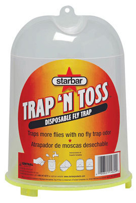 Trap N Toss
