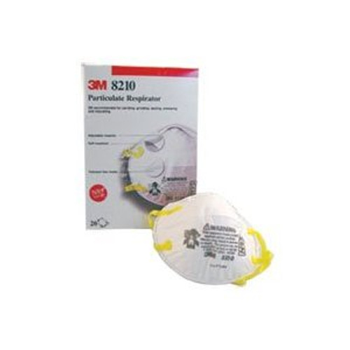 8210 Dust Mask