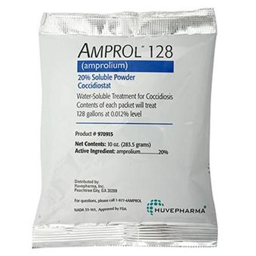 Amprol 128 20% Sol Powder 10oz