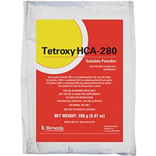 Tetroxy HCA Powder-RX REQUIRED 01/01/2017