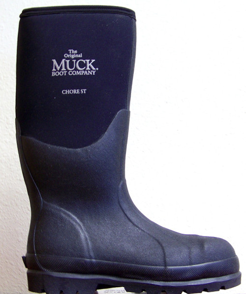 Muck Chore Steel Toe Hi-Cut