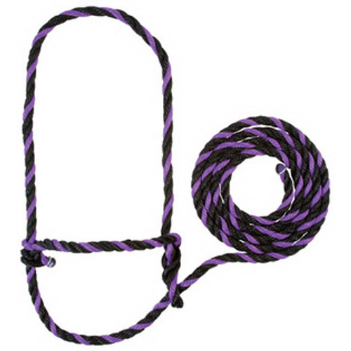 Poly Rope Cattle Halter