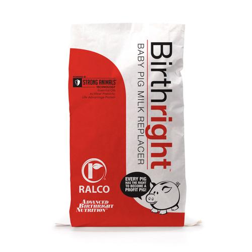 Birthright Milk Replacer 25# Bag