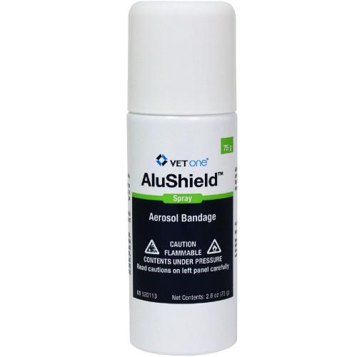 AluShield Aerosol Bandage Spray