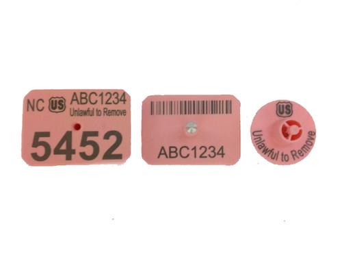 Y-Tex Swine Premise ID Tags