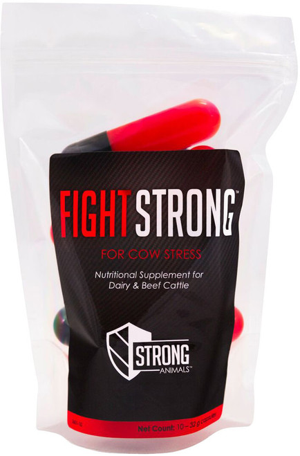 Fight Strong for Cow Stress (formerly Power Pak Capsules)